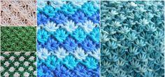 How To Knit Daisy Flower Stitch