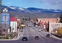 lander wyoming -My daughter and I both miss the bookstores here. There were 4,brand new to used.