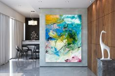 Items similar to Large Abstract Painting,texture art painting,large vertical art,large abstract art,textured paintings on Etsy Texture Art, Texture Painting, Abstract Canvas Art, Canvas Wall Art, Painting Abstract, Large Painting, Painting Canvas, Knife Painting, Oversized Canvas Art