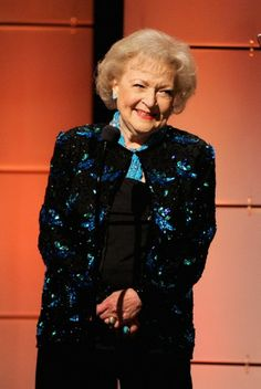 Betty White | I want to be Betty when I grow up