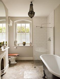 London Artists Home #Bathroom #Interior #Home