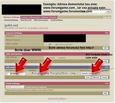 Cum pot redirecţiona un nume de domeniu către forumul meu de pe Forumgratuit.ro?