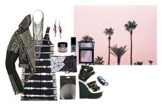 """."" by applecocaine ❤ liked on Polyvore featuring Marc Jacobs, Topshop, Jin Soon, Like Dreams and Katie Rowland"