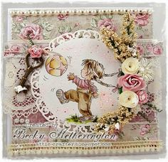 Cards By Becky: Annabel Blog Hop
