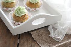 Pumpkin seeds cupcakes