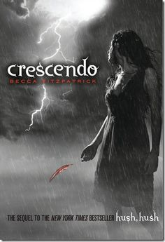 Crescendo, Becca Fitzpatrick {Book 2}