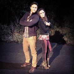 Scott Porter & Rachel Bilson