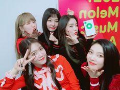 【Red Velvet最新ヘアメイクをクローズアップ♡】圧倒的なヴィジュアルが際立つ!!