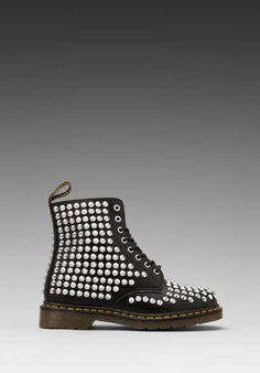 8845b8a5ca1 Dr. Martens Spike All Stud 8-Eye Boot
