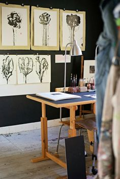 Méchant Design: artist studio