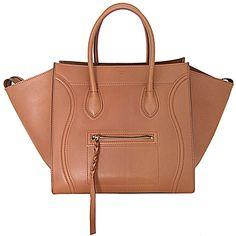Celine Burgundy Phantom Bag - Fall 2012