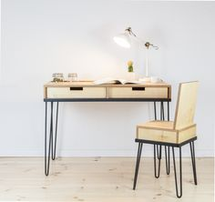 adaptable-project 120_work Tisch Kommode Beistelltisch arbeiten Schreibtisch Schulade Industriedesign handgemacht Stuhl Holz Stahl table side board dresser work desk drawer industrial design handmade chair wood steel