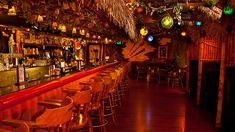 Throw on your Hawaiian shirt and head to one of the best tiki bars in San Francisco and the Bay Area for a mini vacation