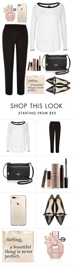 """""""Untitled #872"""" by alissar13 ❤ liked on Polyvore featuring River Island, Kate Spade, Laura Mercier, 3.1 Phillip Lim, Sugarboo Designs and Viktor & Rolf"""