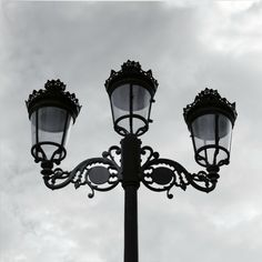 Street lamp 2 by ~Lydilena