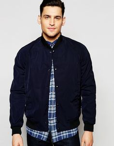 Paul+Smith+Jeans+Bomber+Jacket