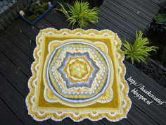 Mijn Sunshine Cosmic Cal van Crystals & Crochet