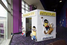 cinema cardboard installation - Google Search