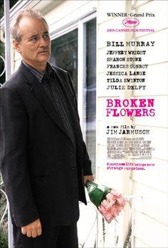 Broken Flowers - 2005  http://focusfeatures.com/broken_flowers