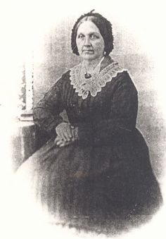 This photo of Bill Johnston's wife Ann (born Sarah Ann Randolph) shows her in later years. In 1838 she plays a role in the novel. Sarah Ann, Newspaper Headlines, War Of 1812, The St, Plays, Counter, Novels, Image, Games