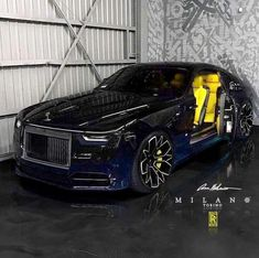 <<<Crazy Rolls Royce Wraith Coupe F concept>>>|| FOLLOW @SupercarsBuzz for More || Credits: @e.milanodesign || #rollsroyce #wraith #coupe #RollsRoyceClassicCars
