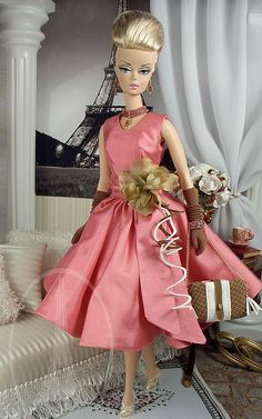"""""""My Pink Heaven"""" Fashion Outfit by MADE in PARIS Creations by MADEinPARIS, via Flickr"""
