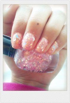 cahbayb: Moons & Stars (Sailor Moon Inspired Nails)
