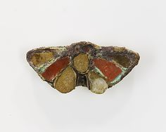 Butterfly amulet Period: Middle Kingdom Dynasty: Dynasty 12, mid–late Date: ca. 1900–1802 B.C. Geography: From Egypt