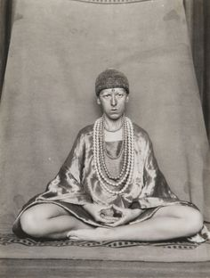 The Daily Muse: Claude Cahun (1894 – 1954) – Artist, Photographer and Writer Curated by Elusive Muse http://elusivemu.se/claude-cahun/ ©2015, All Rights Reserved, Claude Cahun