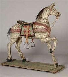 Mantle Horse