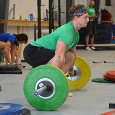 Bigger Olympic Lifts With Chad Vaughn - Week 2/4