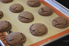 Caramel Stuffed Mexican Chocolate Cookies | my kitchen addiction