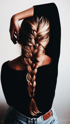 French braid.