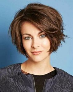 Balayage Asymmetrical Curly Bob Hairstyles Short Bob Haircuts 2018 throughout sizing 1000 X 1250 Hairstyles Short Bob Curly - If your face is nearly equal Inverted Bob Haircuts, Bob Haircuts For Women, Short Hairstyles For Thick Hair, Haircut For Thick Hair, Short Wavy Hair, Short Bob Haircuts, Curly Bob Hairstyles, Curly Hair Styles, Haircut Short