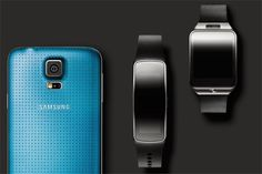 Samsung launched the Galaxy S5 trial video and Gear Fit