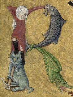 Damien Kempf @DamienKempf 54 min.54 minuten geleden Medieval Abecedarium - R @GallicaBnF, Fr. 1173, 15th c.