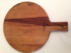Wooden boards for bruschetta