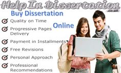 #Help_in_Dissertation is a recognized and reputed academic portal offering limited #dissertation_writing_services. The students can even #Buy_Dissertation_Online from this portal.   Visit Here https://www.helpindissertation.co.uk/buy-dissertation-online  For Android Application users https://play.google.com/store/apps/details?id=gkg.pro.hid.clients