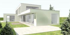 Modern living, white architecture, wood, design @ TVA Tessy Vanmechelen Architect www.tva-architect.be