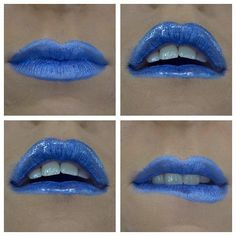 Check out this metallic blue lipstick from @kryolanaustralia - you guessed it, another present to myself! In love �� #lips #blue #metallic #aacm_melbourne #mua #muastudent #aacm #futuristic #inlove #brightblue #gloss #lipgloss #kryolan #lipstick #newproducts #presentsforme #melbourne #melbournemakeup ameritrustshield....