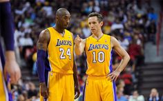 more photos 1743b 35a99 Kobe Bryant   Steve Nash Team S, Los Angeles Lakers, College Football, Espn