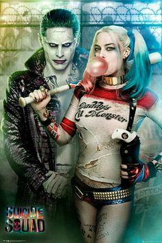 Harley Quinn é maravilhosa!