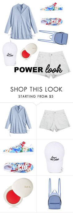 """""""Untitled #269"""" by nana-y ❤ liked on Polyvore featuring adidas Originals, lilah b. and STELLA McCARTNEY"""
