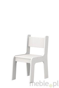 Krzesełko Ka-34 Yuppi White