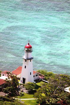 ✯ Lighthouse - Hawaii