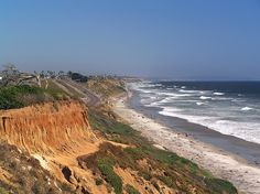 carlsbad beach - Southern California Beaches That was my favorite place to go surfing back then
