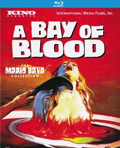 cool Bay of Blood: Kino Classics Remastered Edition [Blu-ray]