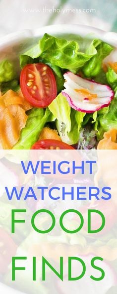 Weight Watchers Food