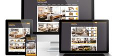Onlineshop Referenz - Möbelvertretung Pauken Evo, Shops, Desktop Screenshot, Shopping, Search Engine Optimization, Tents, Retail Stores