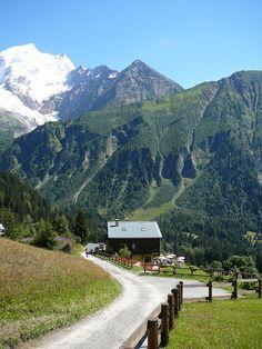 Les Contamines-Montjoie, Saint Gervais les Bains, Rhone Alpes France Copyright: Bogdan Schiteanu
